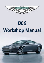 Aston Martin DB9 2004-2008 Workshop Repair Manual