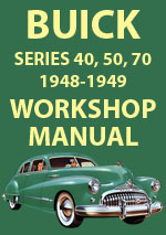Buick 1948-1949 Workshop Repair Manual