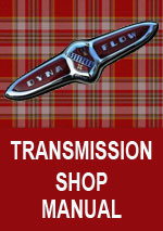 Dynaflow Transmission Workshop Manual 1948-1963