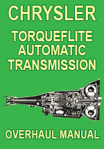 Torqueflight Transmission Overhaul Manual