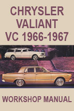 Chrysler Valiant Vc Workshop Repair Manual