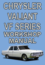 Chrysler Valiant VF Workshop Repair Manual