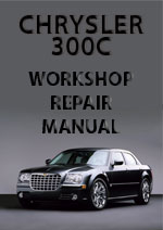 Chrysler 300C Work