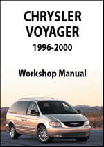 Chrysler Voyager 1996-2000 Workshop Repair Manual