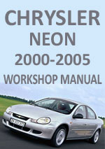 Chrysler Neon 200-2005 Workshop Repair Manual