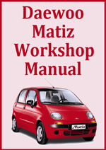 wiring diagram for daewoo matiz daewoo leganza, korando download pdf repair manuals ...