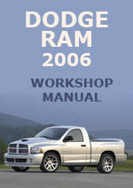 Dodge Ram 2006 Workshop Repair Manual