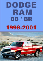 Dodge Ram BB-BR 1998-2001 Workshop Repair Manual