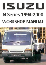 Isuzu N Series Workshop Repair Manual 1994-2000