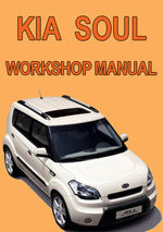 Kia Soul 2009-2010 Workshop Repair Manual