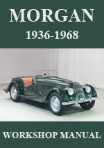 Morgan Four/4, Plus/4, Workshop Service Repair Manual Download pdf