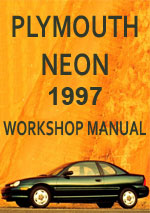 Plymouth Neon 1997 Workshop Repair Manual