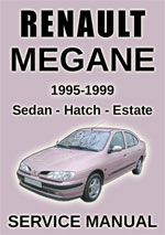 Renault Megane Workchop Repair Manual