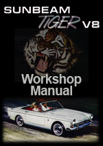 Sunbeam Tiger 260 Workshop Service Repair Manual